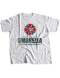 Camisetas La Colmena 2783-Camiseta Premium, Umbrella Corp (Karlangas)