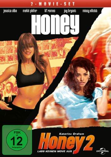 Honey/Honey 2 [2 DVDs]