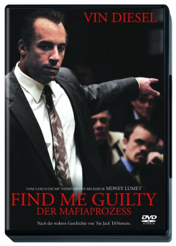 Bild von Find Me Guilty - Der Mafiaprozess