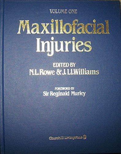 Maxillofacial Injuries: Vols. 1-2