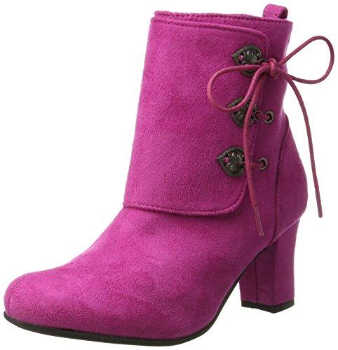 Andrea Conti Hirschkogel Damen 3612711 Stiefel, Pink (Pink), 37 EU