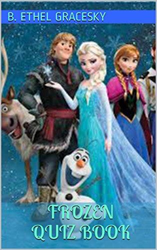 Frozen Quiz Book (English Edition) (Disney Princess Quiz)