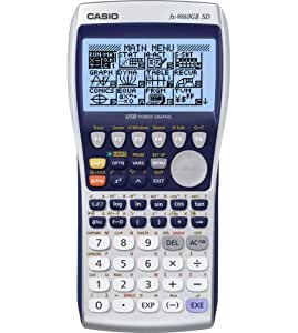 Casio FX-9860GII SD Calculatrice graphique (Import Allemagne)