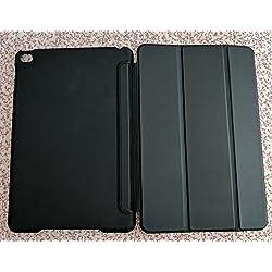 JETech 3280 Étui pour iPad mini 4, Coque avec Support Fonction et Veille/Réveil Automatique, Noir