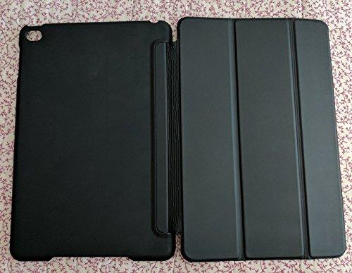 JETech Hülle Kompatibel Apple iPad mini 4, Schutzhülle mit Ständer Funktion und Auto Schlafen/Wachen, Schwarz