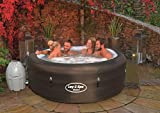 Bestway LAY-Z-SPA Limited mit Filterpumpe – Jacuzzi Whirlpool beheizter Pool Outdoor - 7