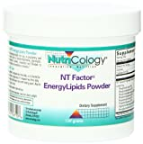 Nutricology/ Allergy Research Group NT Factor Energy Lipids Powder, 150 GRAMS