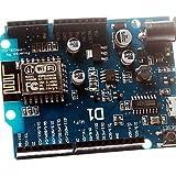 intelligente Elektronik esp-12e Wemos d1 wifi uno basierend esp8266 Schild für Arduino kompatibel