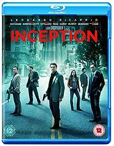 Inception [Blu-ray] [2010] [Region Free]
