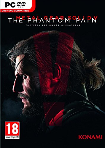 Metal Gear Solid V: The Phantom Pain (PC DVD) UK IMPORT (Metal Gear Solid Pc V)