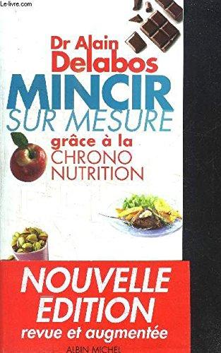 mincir sur mesure grace a la chrono nutrition