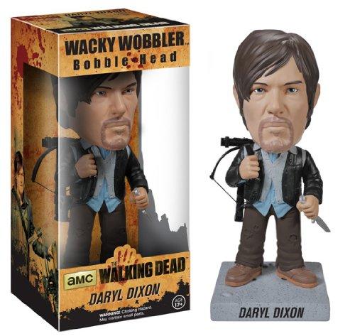 Funko-Wacky Wobbler-Walking Dead-Biker Daryl