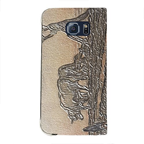 vintage-credit-lyonnais-texture-portafoglio-mesh-flip-custodia-protectiva-in-pelle-wallet-case-cover