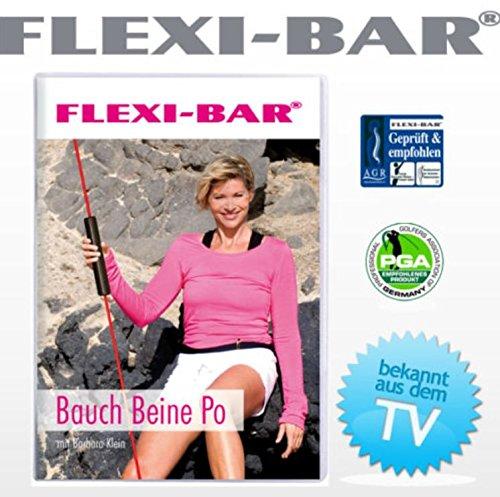 flexi-bar-1530-fitness-dvd-de-fitness-multicolor