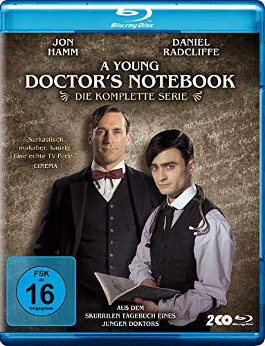 A Young Doctor's Notebook - Die komplette Serie [Blu-ray] - - Serie Notebook-laptop
