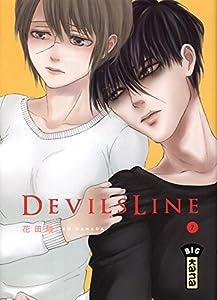 """Afficher """"Devil's line n° 7"""""""