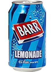 Barr Lemonade Cans, 24 x 330 ml