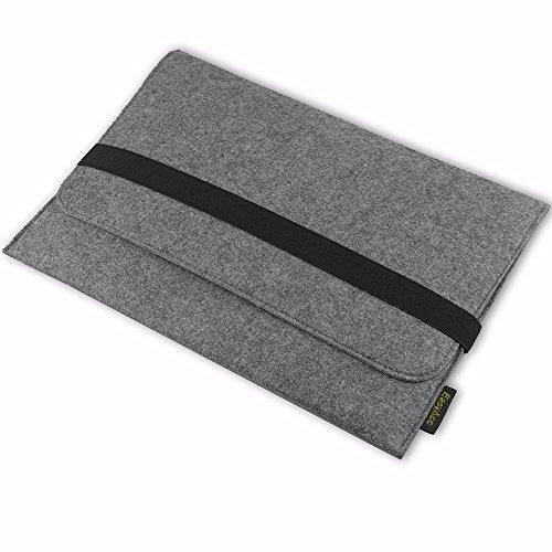 51UZlLff6hL - [Amazon.de] EasyAcc 13.3 Zoll Filz Hülle für MacBook für nur 10.99€
