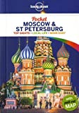 Pocket Moscow & St Petersburg - 1ed - Anglais