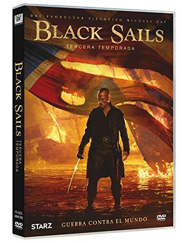 Black Sails Temporada 3 [DVD]