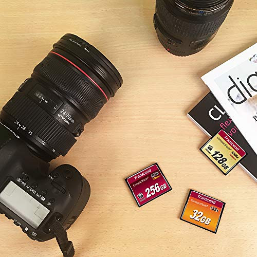 Transcend Ultra-Speed 133x 32GB Compact Flash Speicherkarte - 2