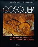 La grotte Cosquer : Peintures et gravures de la caverne engloutie
