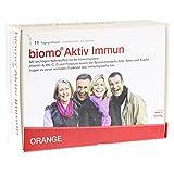Biomo Aktiv Immun Trinkflasche +tab. 14-tages-komb 1 Pck