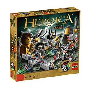 LEGO Games 3860: Heroica Castle Fortaan