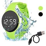 Hootracker Pulsera Actividad Impermeable IP68 Fitness Smartwatch Tracker Contador de Pasos, Contador de Calorías,Distancia niños Mujer Hombre - Non-Bluetooth Non-App-Green