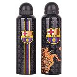 #8: F.C. Barcelona Stainless Steel Drinks Bottle BLK ST