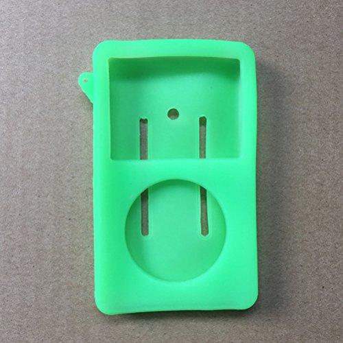 Zhuhaitf Soft TPU Silicon Case Cover Skin Anti-Scratch für iPod Classic 80GB, 120GB & 5th Generation 30gb Silicon Case Ipod Video