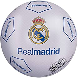 Real Madrid - Pelota 14 cm (Smoby) (50925)