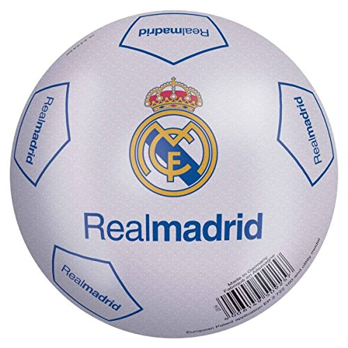 Real Madrid - Pelota 14 cm (Smoby 50925)