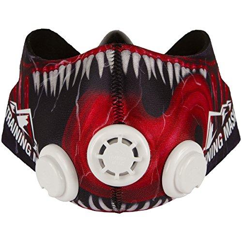 Elevation Training Mask 2.0Venomous Sleeve Spiderman Austauschbare Cover nur, S