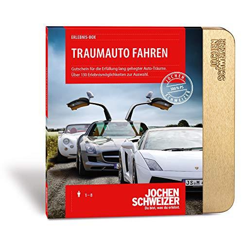 Jochen Schweizer Erlebnis-Box 'Traumauto Fahren'