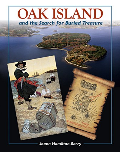Oak Island: And the Search for Buried Treasure -