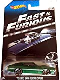 2014 Hot Wheels Fast & Furious Limited Edition - '72 Ford Gran Torino Sport 1972 Grand [5/8] by Hot Wheels