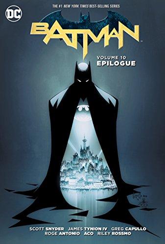 Batman TP Vol 10 Epilogue por Scott Snyder