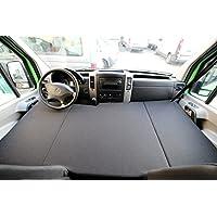 F/ácil de limpiar Antideslizante DBS 1766228 Alfombrilla de maletero de coche Goma de gran calidad A medida