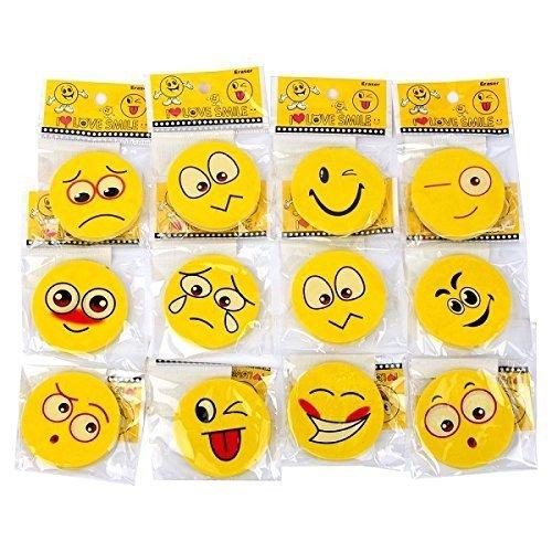 s-o-36er-pack-radiergummi-smiley-ca-45-cm-12-motive-radier-gummi-rubber-radierer-tombola-schulbedarf