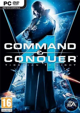 Command & Conquer 4: Tiberian Twilight (PC DVD) [UK Import]