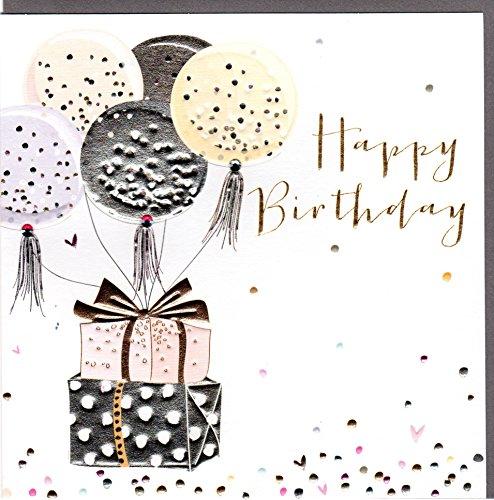 Belly Button Designs Paloma bezaubernde Glückwunschkarte zum Geburtstag