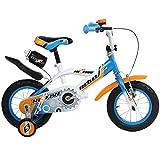 12 Zoll Hi5Rebel Kinderfahrrad für Kinder ab 2,5 Jahren Fahrrad Stützräder
