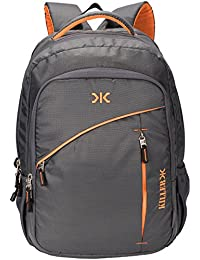 Killer 400171410030 38-Litre Waterproof Backpack (Gray)