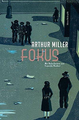Buchseite und Rezensionen zu 'Fokus' von Arthur Miller