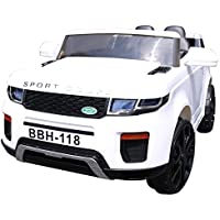 12v Range Rover Style Evoque Ride on Jeep Car with Parental Remote Control