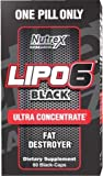 Nutrex-LIPO 6 Black Ultra Concentrate(60...