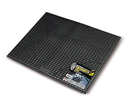 Bottari 14103 Bottari 14103: Alfombrilla protectora de goma para coche, Negro - Universal