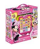 Minnie - Me Reader - Ma Tablette de Lecture et 8 Albums d'Histoires