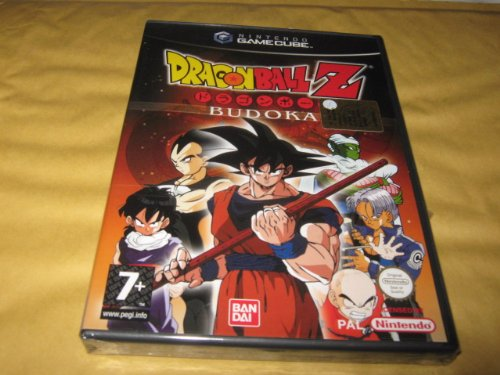 Gamecube - Dragon Ball Z Budokai - [PAL ITA - MULTILANGUAGE]